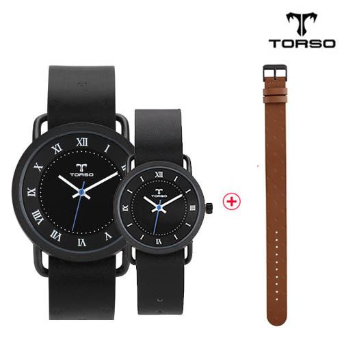 토르소 시계 T35  L BK(여성)