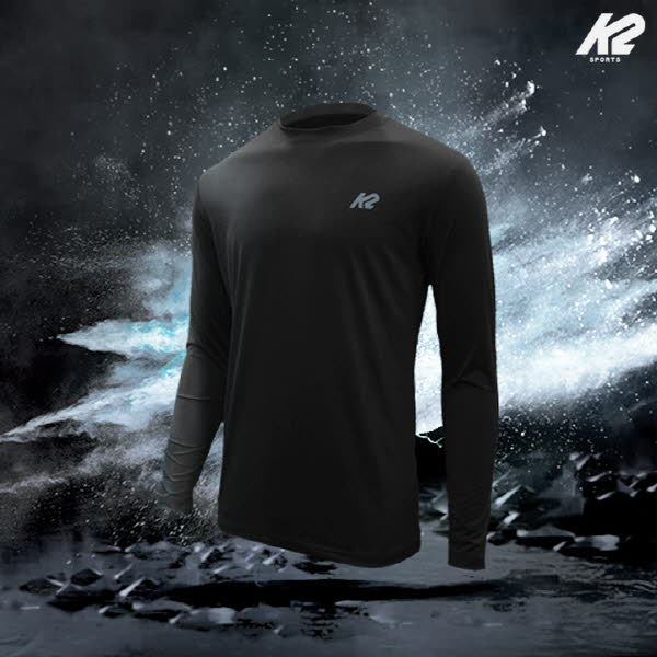 K2 Sports 2019 뉴크루즈 긴팔티셔츠