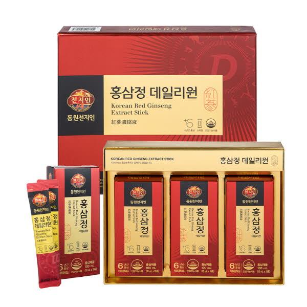 동원천지인 홍삼정 데일리원 (10ml x 30포)