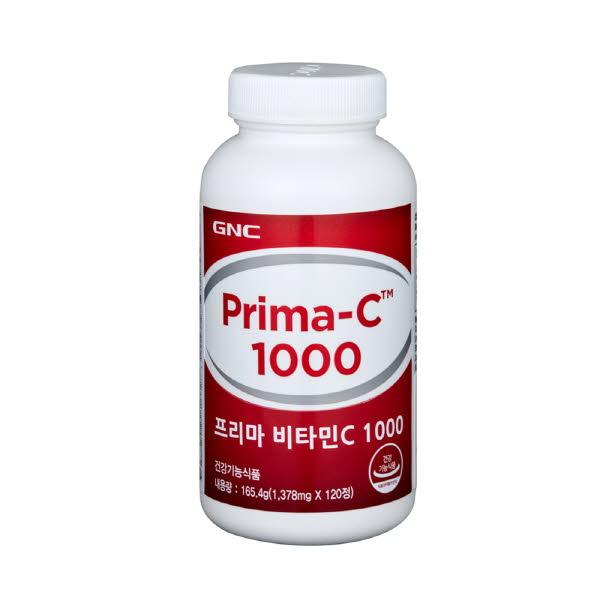 GNC 프리마 비타민C 1000 (120정)