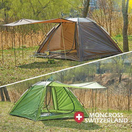 몽크로스 자동 텐트 5~6인용 MCA-TN56
