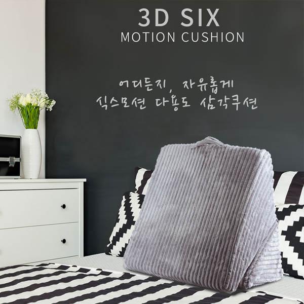 이신우 3D 식스 모션 쿠션 35cm x 4.5cm x 26cm