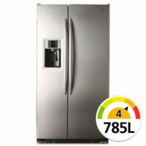 [GE] 냉장고 785L GSE28VGBC 실버