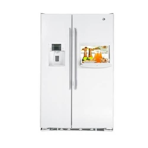 [GE] 양문형냉장고 785L GSE28VHBF 화이트
