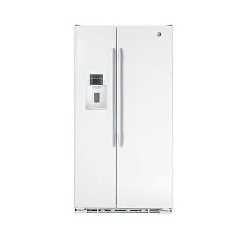 [GE] 양문형냉장고 785L GSE28VGBF 화이트