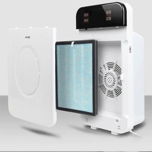 아비스 FRESH 공기청정기 TROY-AC1213 필터 1EA (공기청정기와 합배송불가)