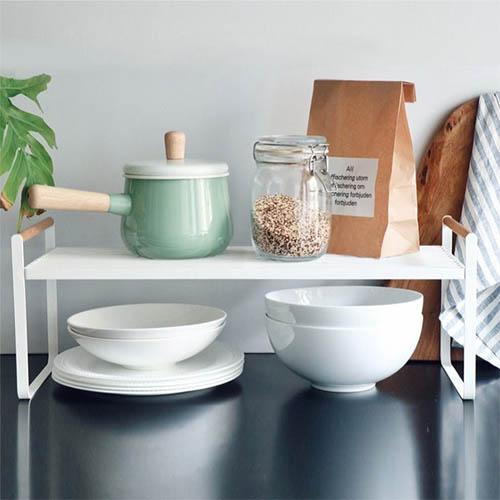 주방 그릇 거치대 접시 정리대 소형