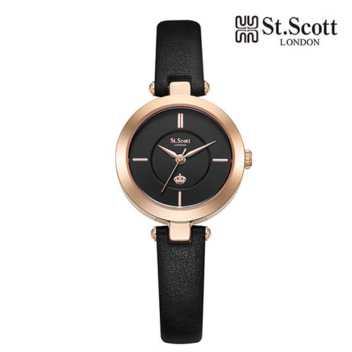 세인트스코트 시계 ST7013 RBBK