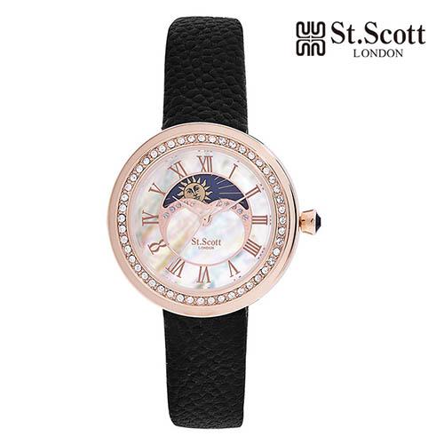 세인트스코트 시계 ST2001 RGBK