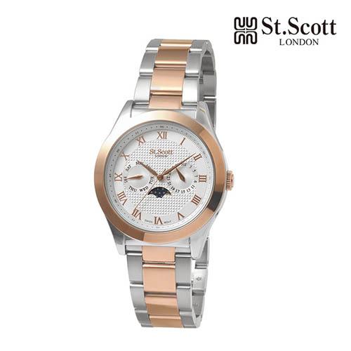 세인트스코트 시계 ST5010M CB