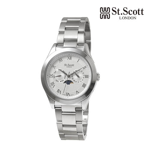 세인트스코트 시계 ST5010M WS