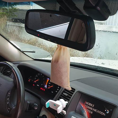 DAJAVA 차량용천연탈취제 280g(차량용)