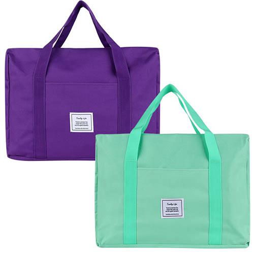 캐리어결합 캔디팝 보스턴백 (BCO-1804-05) 다용도 기내용 여행용 가방