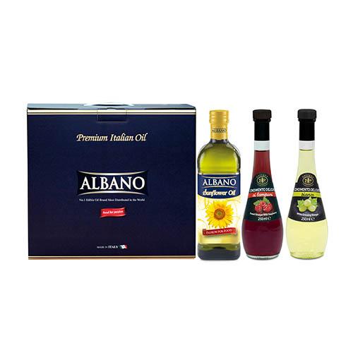 알바노 해500 + 안티쿠아 과일식초 2종 (미니3P)