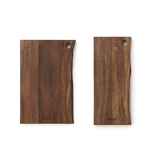 케라미카 원목 나무도마 2종(대, 중)