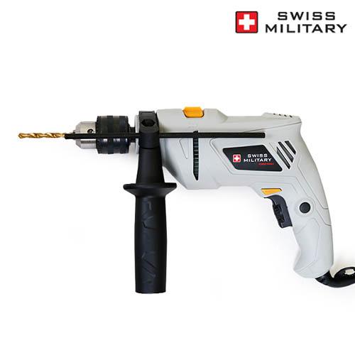 [스위스 밀리터리] 650W 유선 전동드릴 SMT-650