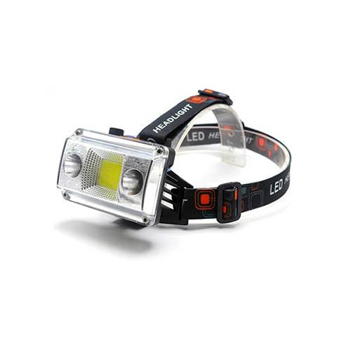LED 충전식 자전거라이트&헤드랜턴 6653