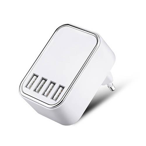 에어케어 멀티 USB 4포트 충전기 SMC-mtap01