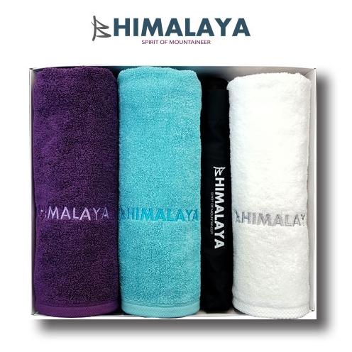 히말라야 타올(160g) 3p+히말라야 3단 완전자동우산/쇼핑백포함