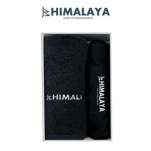 히말라야 타올(180g) 1p+히말라야 3단 완전자동우산/쇼핑백포함