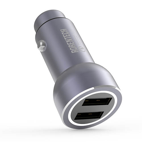 로랜텍 DUAL QC3.0 차량용 충전기 (GRT-911)