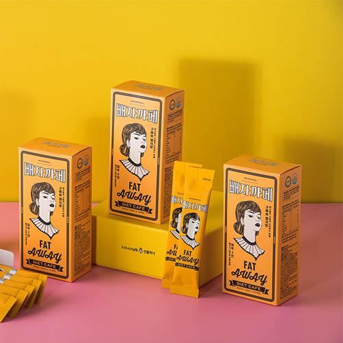 빼자카페 다이어트 커피 (30ml x 10포)x5박스/ 1박스 추가증정!