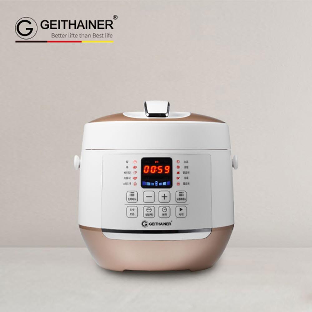 가이타이너 프리미엄 올인팟 멀티 압력 쿠커 3L GTKMPC-1000