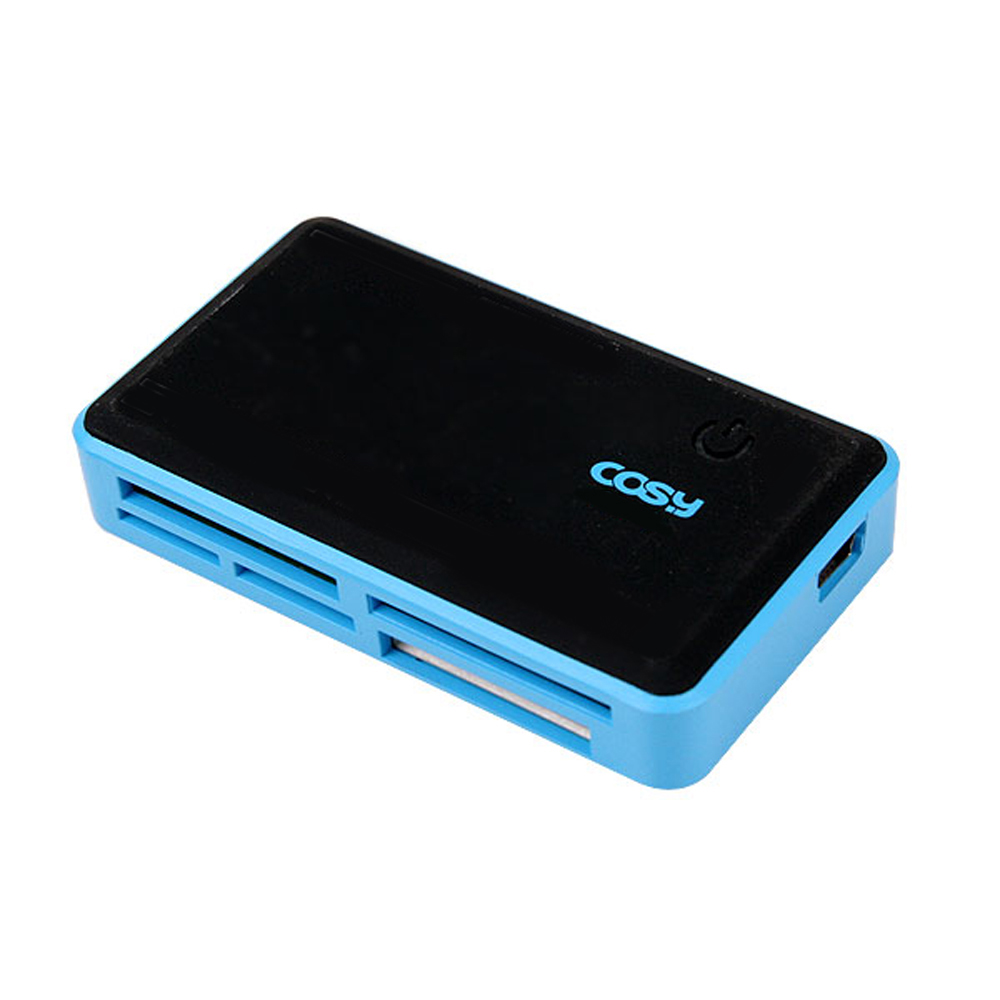 블루패널카드리더 CR2019