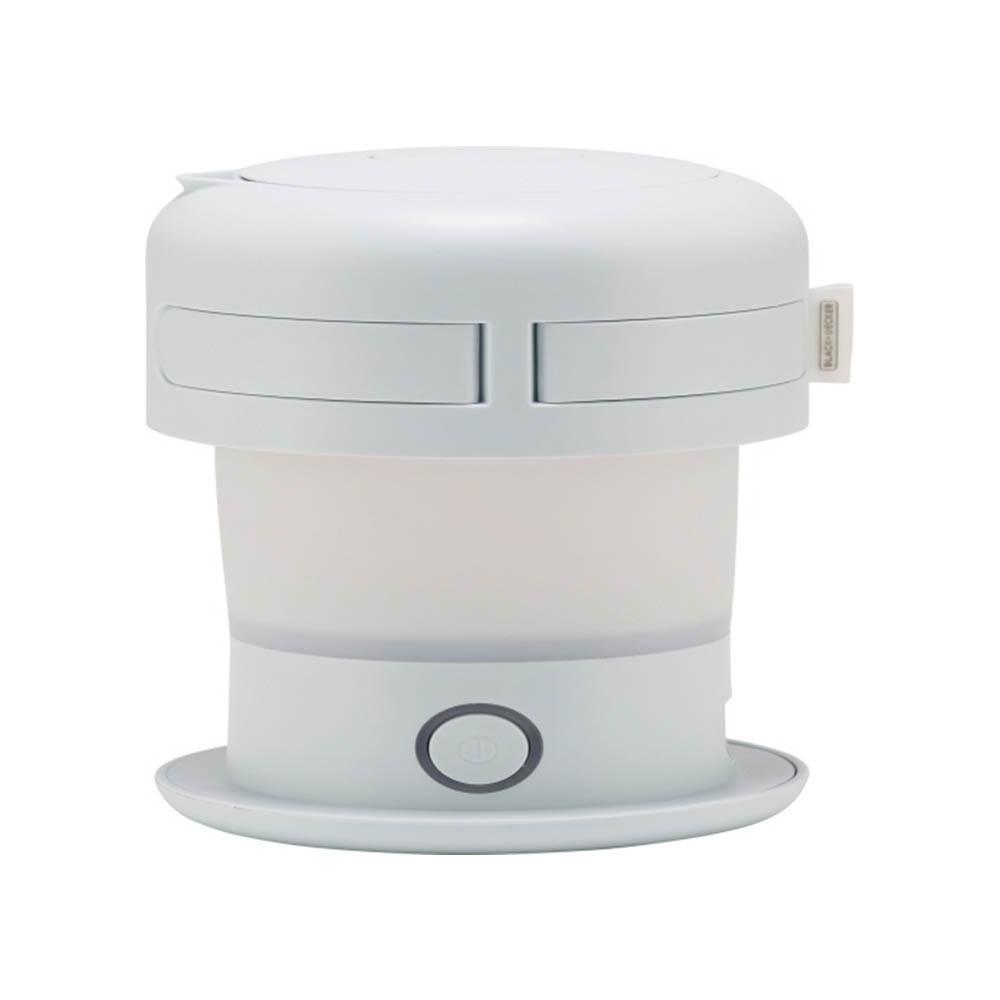 블랙앤데커 휴대용 전기 주전자 (BXEK1903-A 블루/ BXEK1902-A 화이트)중택1