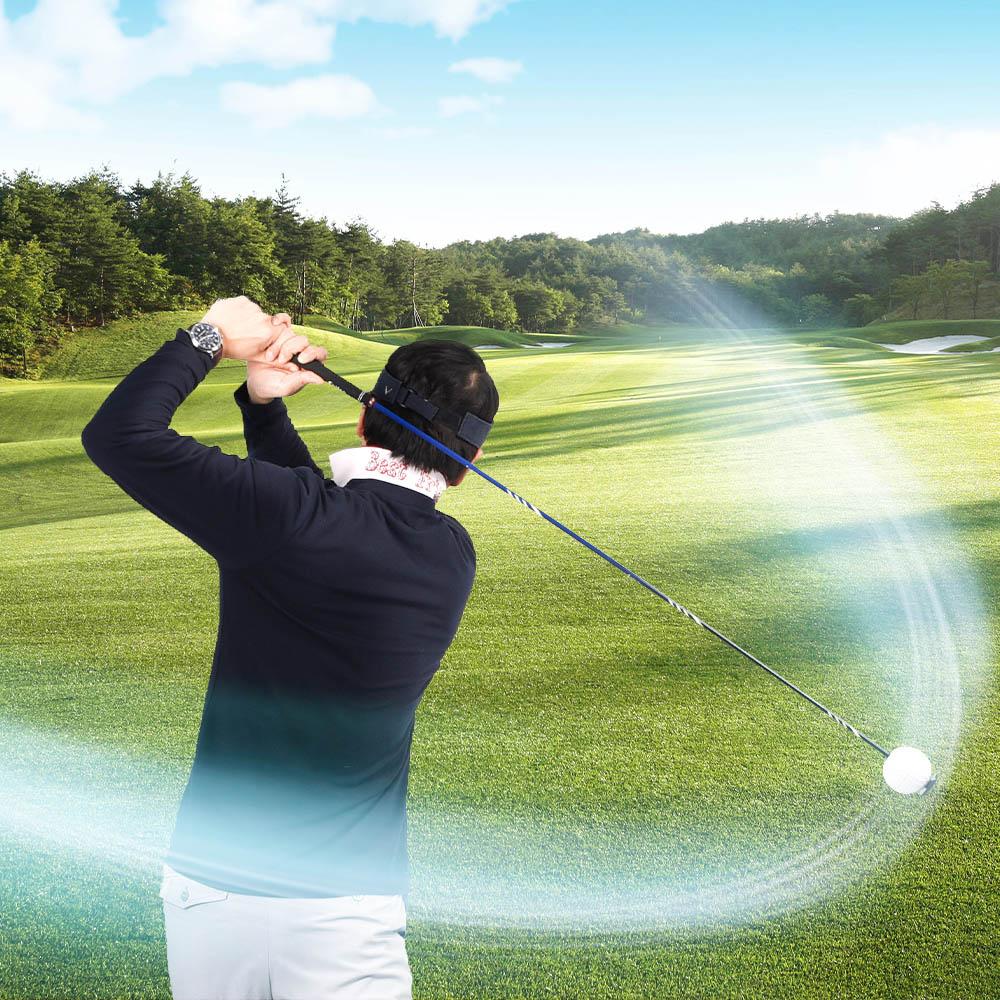 비거리증가 골프 스윙연습채