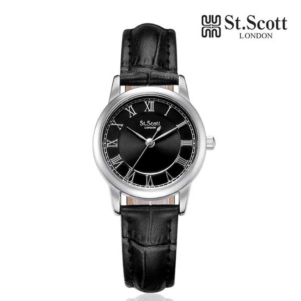 [St.Soott]세인트스코트 여성시계 ST7107F-SBB
