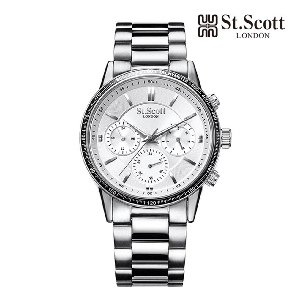 [St.Soott]세인트스코트 남성시계 ST7103SSS