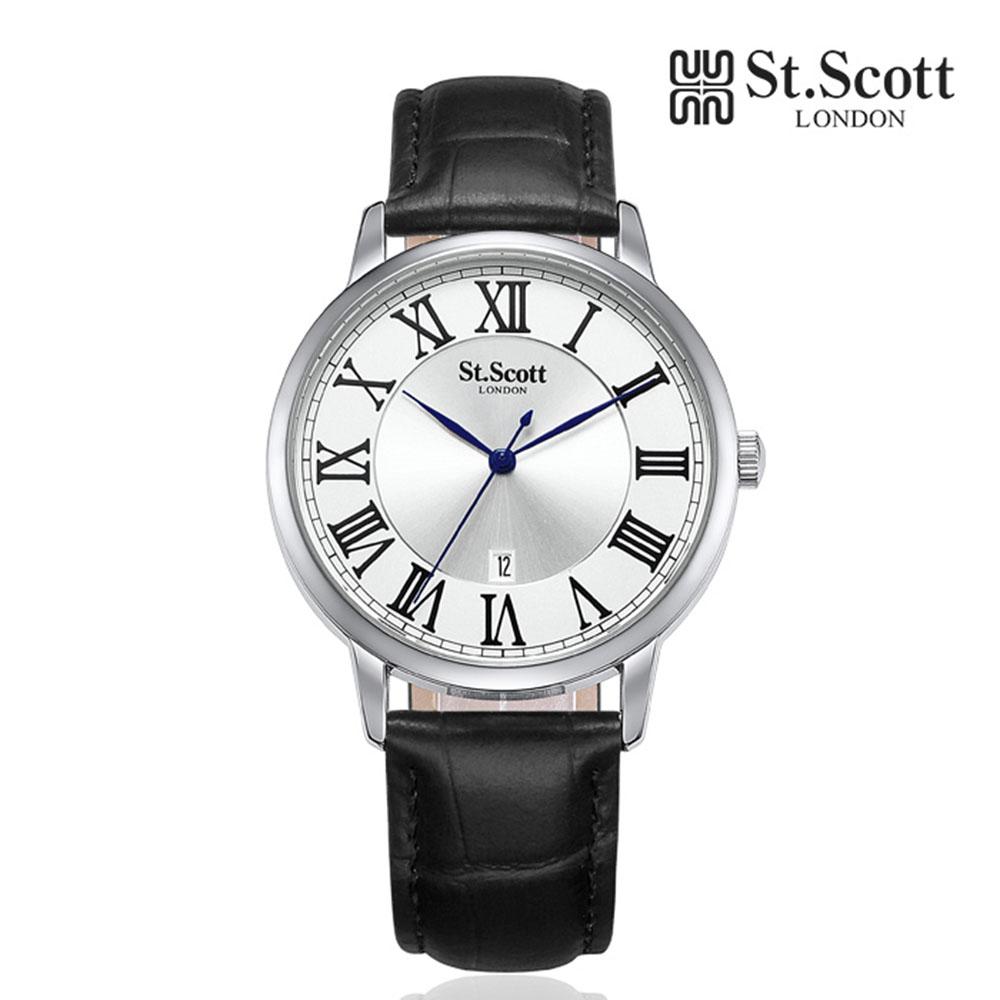 [St.Soott]세인트스코트 남성시계 ST7107M-SSB