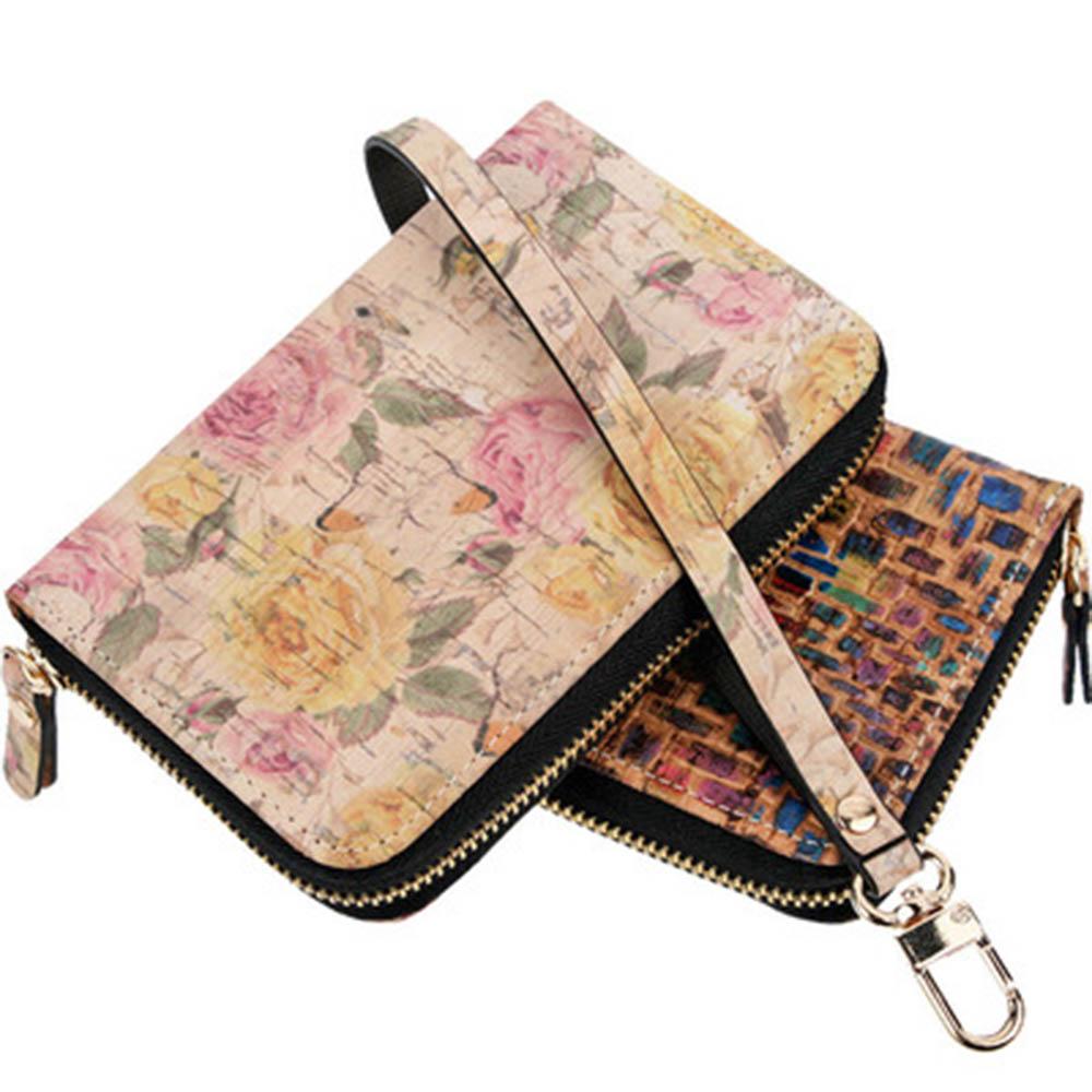 이태리 CORK 다용도 휴대용 지갑 C200102