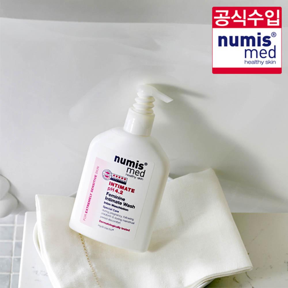 [누미스메드] 센시티브 피부진정 여성청결제 200ml