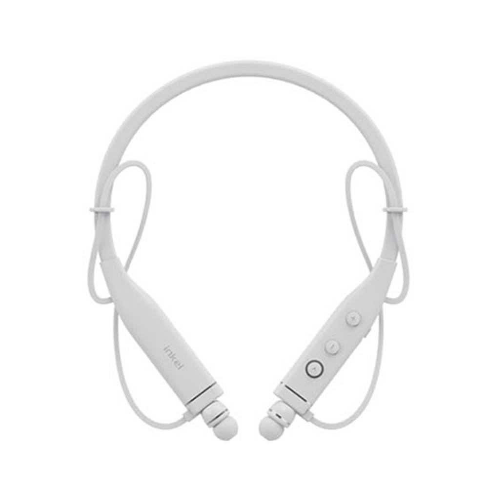 인켈 블루투스 넥밴드형 이어폰 IK-B10 화이트