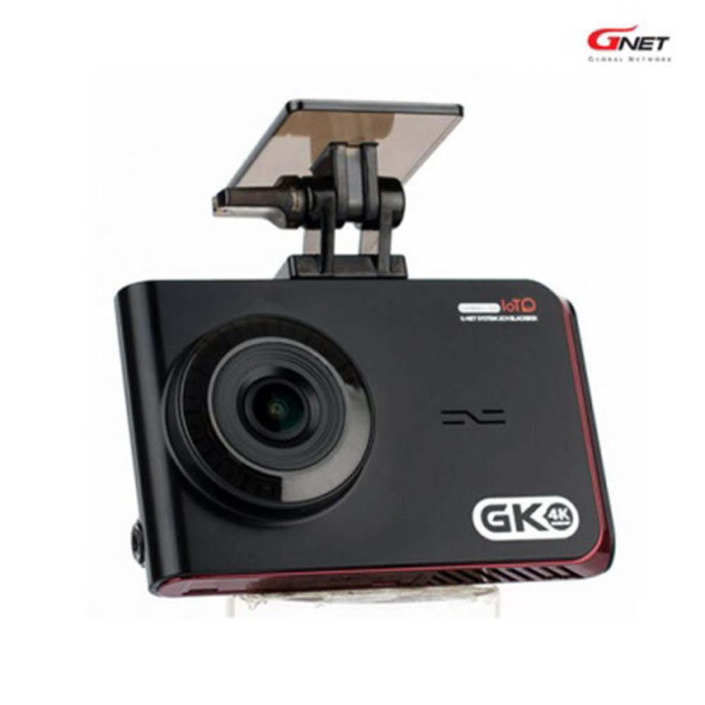 블랙박스 지넷 2채널 UHD  GK_4KUH 64GB