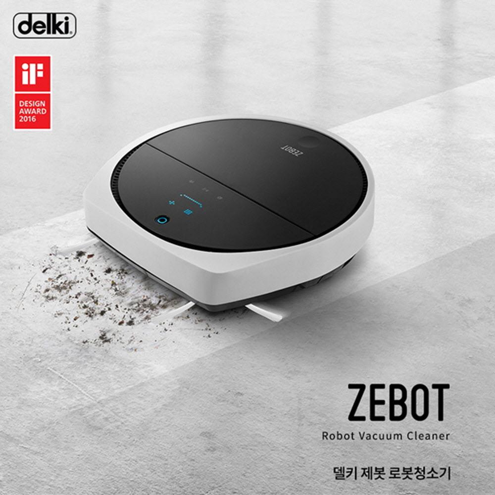 델키 제봇 로봇청소기 DKZ-100