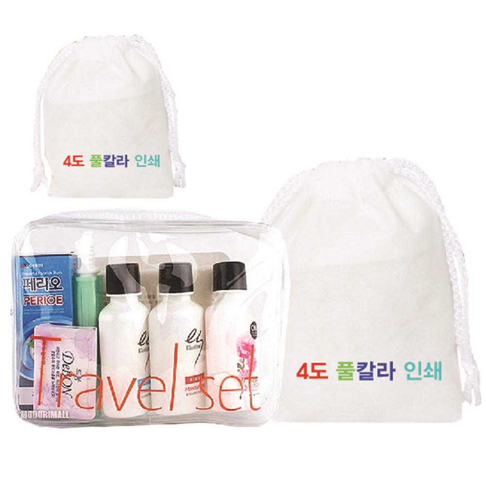 LG생활건강 (부직포가방) 여행용 7종세트