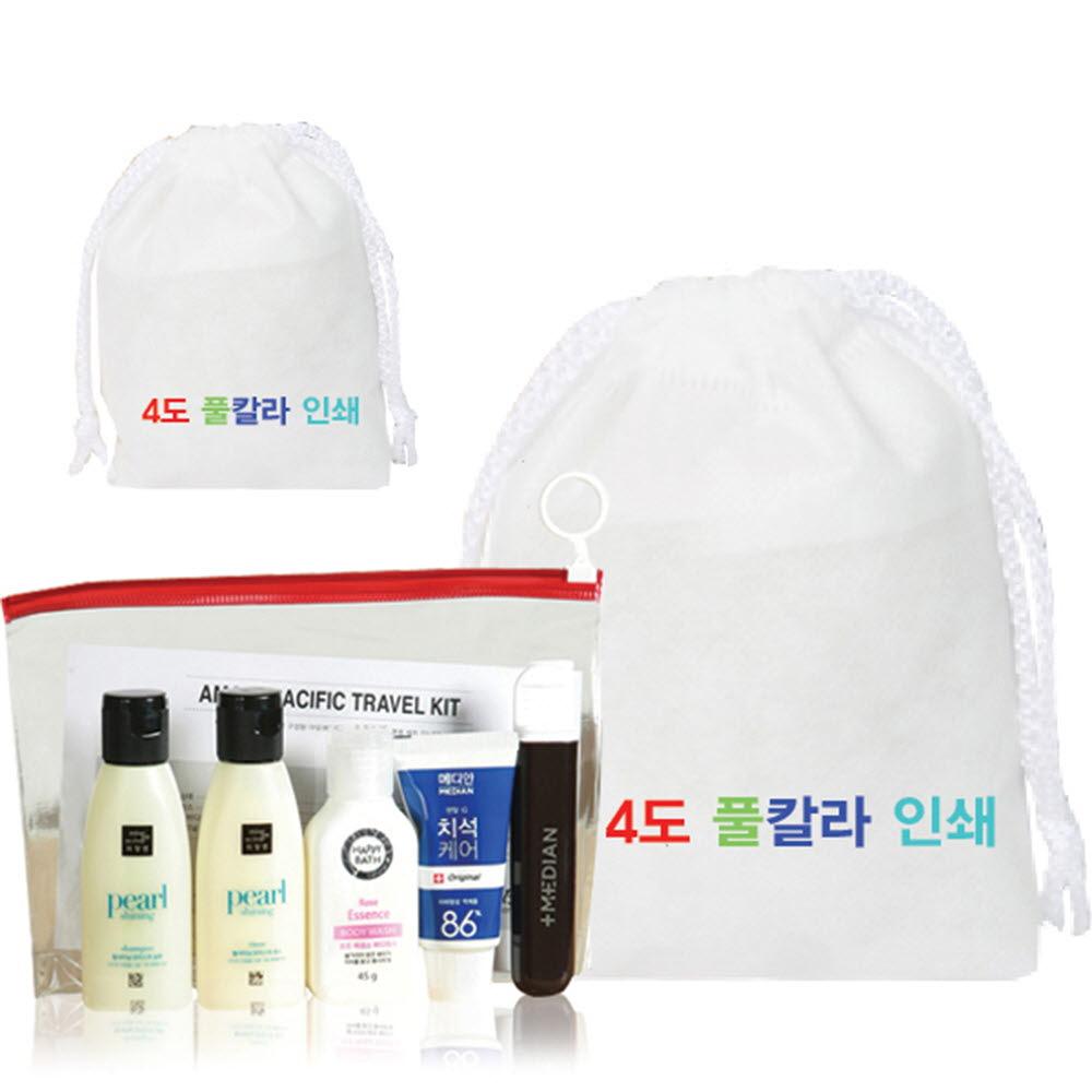 아모레퍼시픽 (부직포가방)아모레 여행용 5종세트