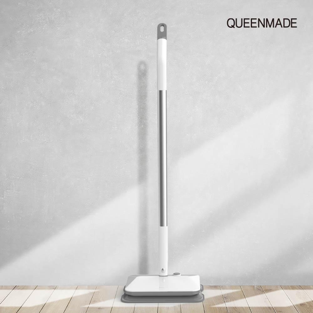 퀸메이드 트윈클 물걸레 청소기 QM-C300W