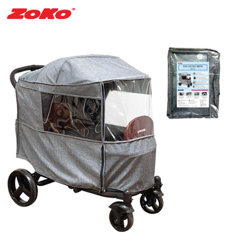 ZOKO 조코 시리즈 방풍커버(트윈밴 웨건전용)