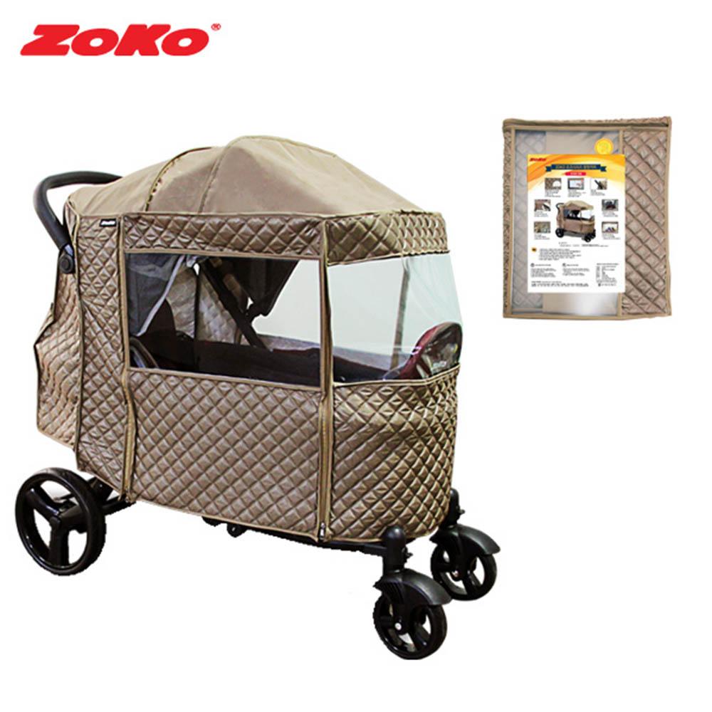 ZOKO 조코 시리즈 퀼링 방한커버(트윈밴 웨건전용)