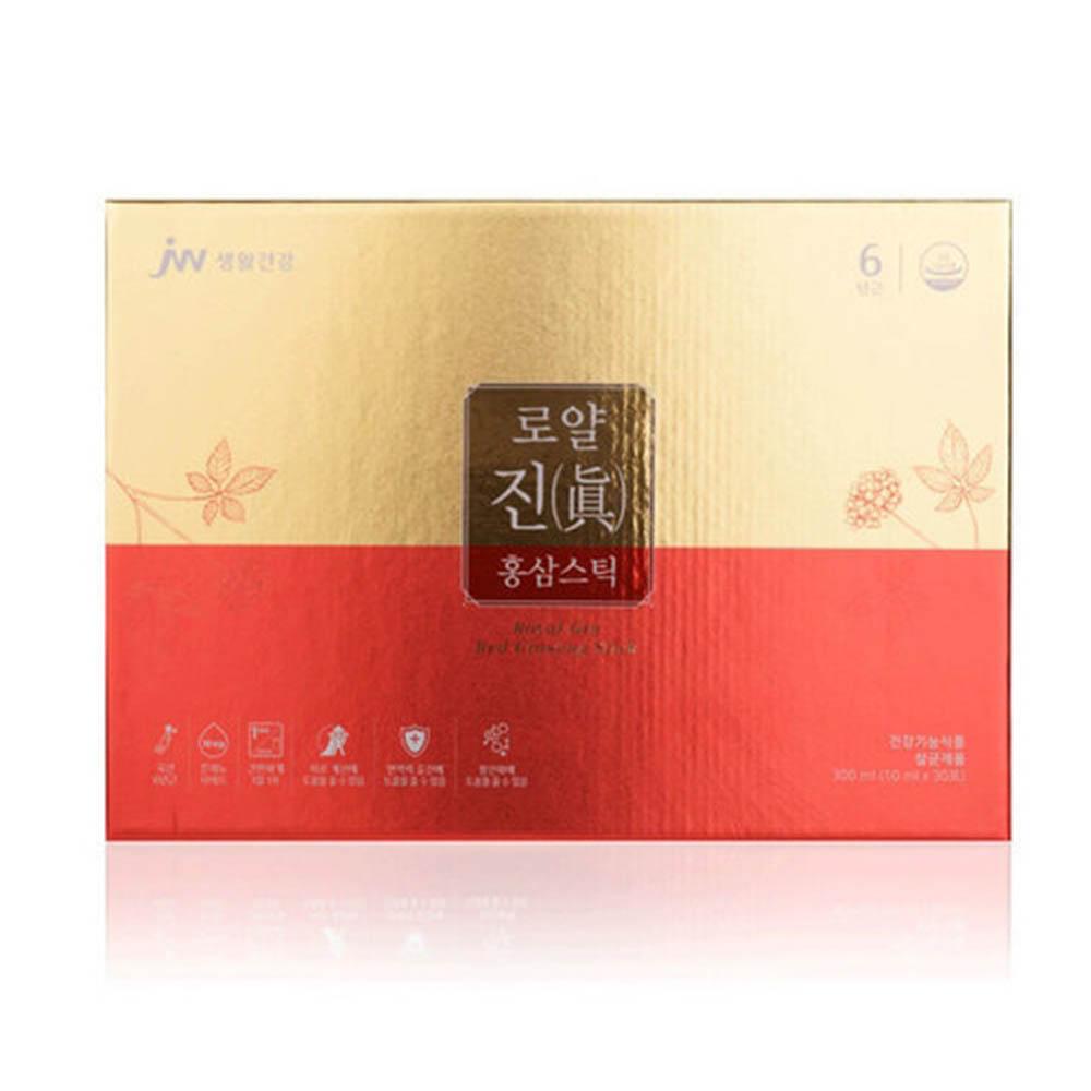 중외제약 로얄진 홍삼스틱 10ml x 30포