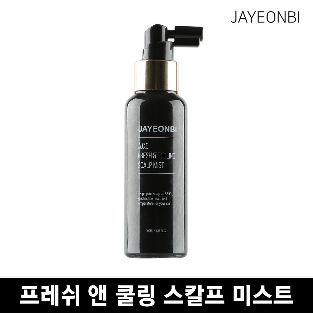 네이처포 자연비 프레쉬앤 두피쿨링 스프레이/탈모 스케일링