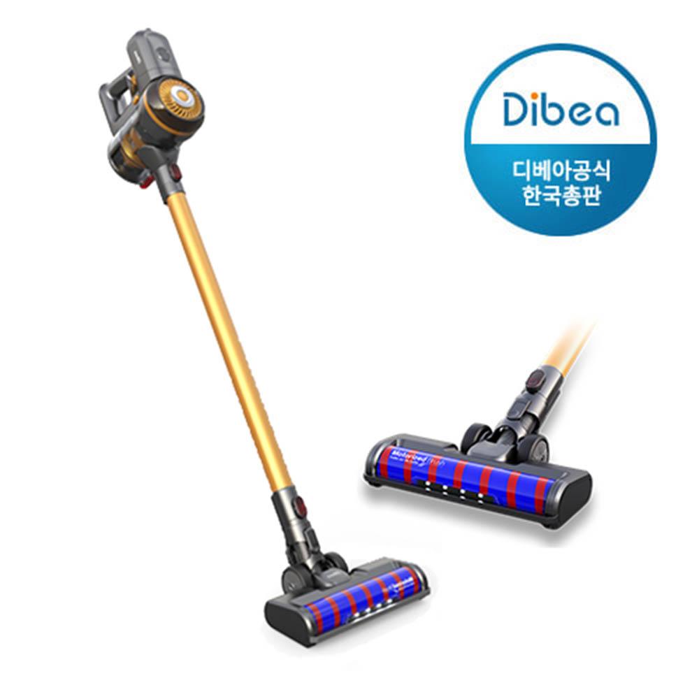 디베아 차이슨 무선청소기 M500프로+침구브러쉬+2종브러쉬+추가필터