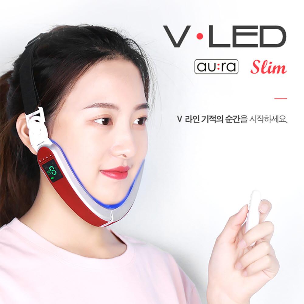 아우라 V LED(EMS 마스크) SM-V1