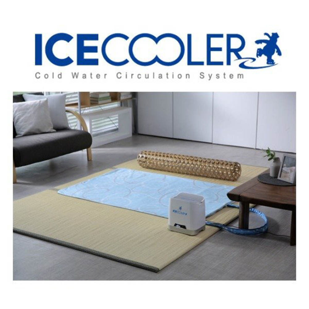 아이스쿨러 인견 냉수매트 더블 ICECOOLER(인견커버포함) Y-7000