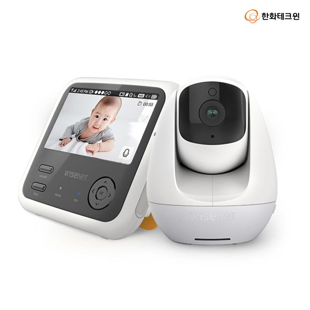 와이즈넷 베이비모니터 아이캠 SEW-3049W