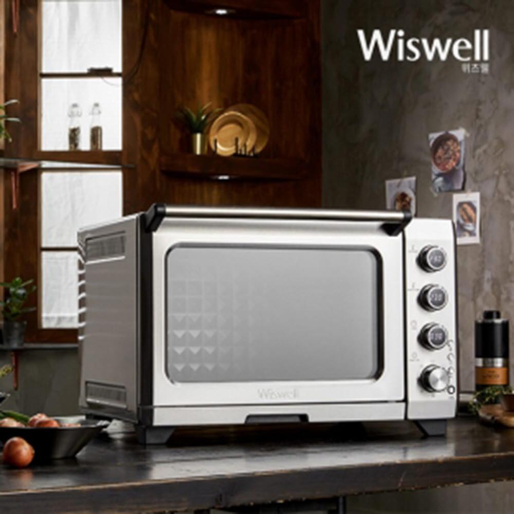 위즈웰 2019년형 디지털 에어프라이어 오븐  GL-30A
